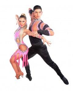 תחרות ריקודים לטינים 1