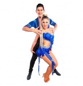 תחרות ריקודים לטינים 2